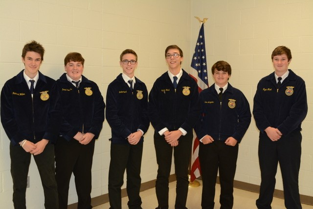 4-Upperman Land Judging Team